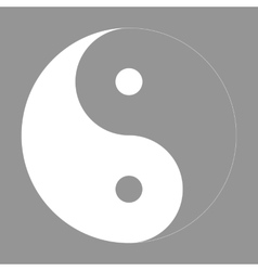 Ying uang symbol vector