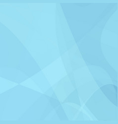 Light blue curved abstract background vector