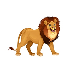 Lion king vector