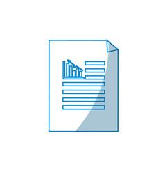 Contour business statistics strategy data vector