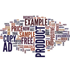 Five tips to increase your sales text background vector