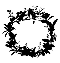 Wreath01 vector