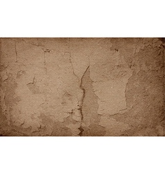 Grunge beige background wall with texture vector