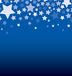 Stars decorative vector image vector image