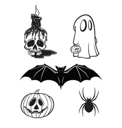 Halloween cartoon s vector