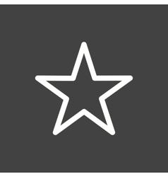 Star favorite vector