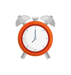 Bells alarm clock vector