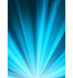 Blue color design with burst vector