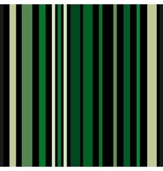Green black stripes retro vintage seamless pattern vector
