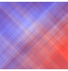 Abstract elegant blue red background vector