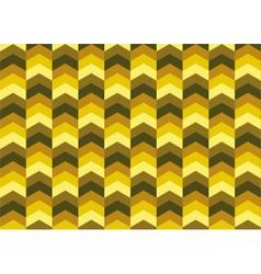 Geometric retro vintage pattern vector image vector image