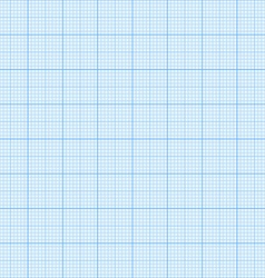 Graph paper background for drawings vector image
