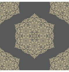 Seamless orient pattern vector