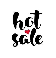 Modern sale poster vector