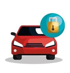 Car icon design vector