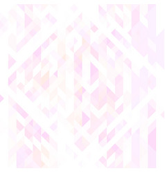 light geometric seamless futuristic pattern vector image