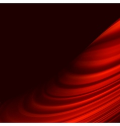 Red smooth twist light lines background eps 10 vector