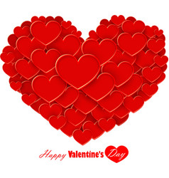 Big Heart vector image vector image
