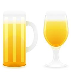 beer 04 vector image