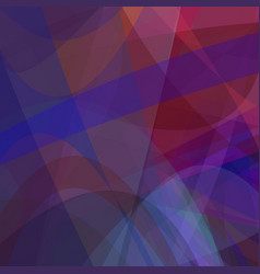 dark curved abstract motion background - graphic vector image vector image
