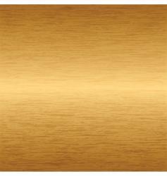 Metallic gold vector