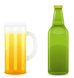 beer 06 vector image vector image