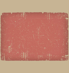 grunge textured background vector image vector image