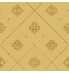 Royal seamless pattern design vector