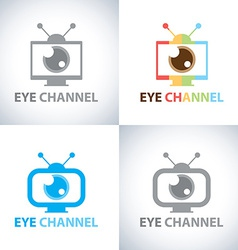 Eye channel vector