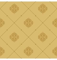 Royal seamless pattern design vector image vector image