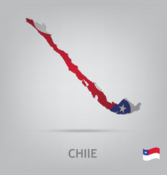 Country chile vector
