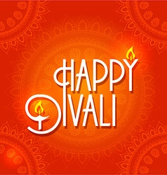 Diwali celebration vector