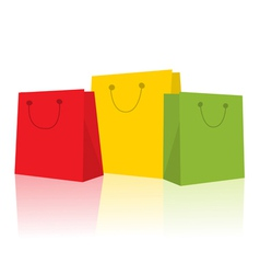 Happy shopping vector