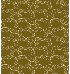 Seamless lace pattern vintage abstract texture vector