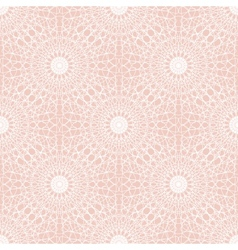 Lace seamless pattern - vector