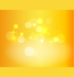 gradient background with sparkles and bokeh vector image vector image