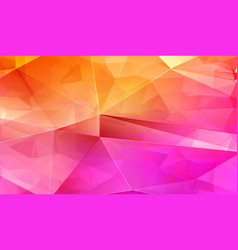 Multi triangle abstract background vector