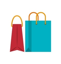 bag gift e-commerce design vector image