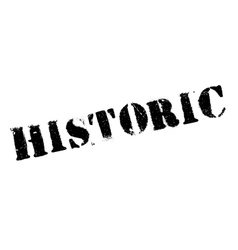 Historic rubber stamp vector