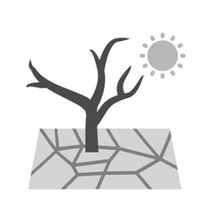Drought vector