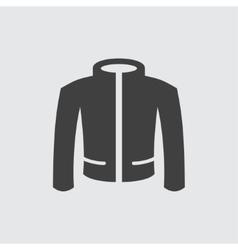 Jacket icon vector image vector image