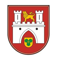 Hannover Coat of Arms vector image