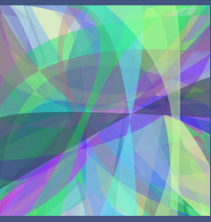 Multicolored abstract background from curves - vector