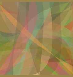 Abstract background from dynamic curves - design vector