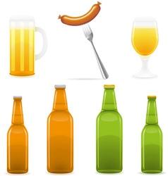 beer 10 vector image vector image