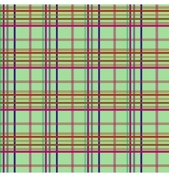 Tartan light seamless pattern vector image