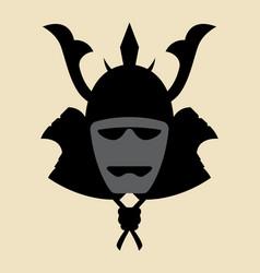 samurai vector image vector image