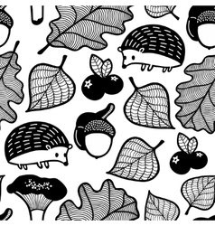 Endless pattern for coloring vector