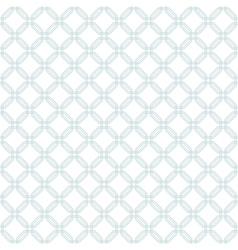 Seamless abstract pattern with hexagons vector