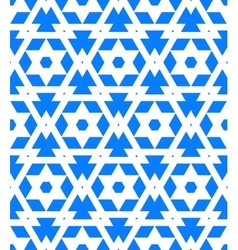 Abstract geometric pattern vector